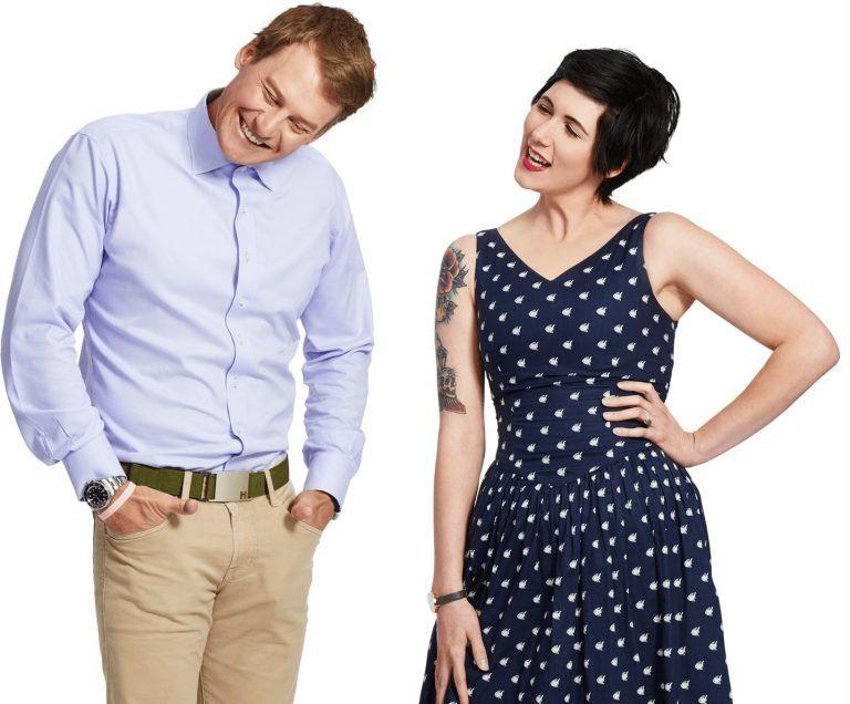 5 Fashion Tricks For Tall Women